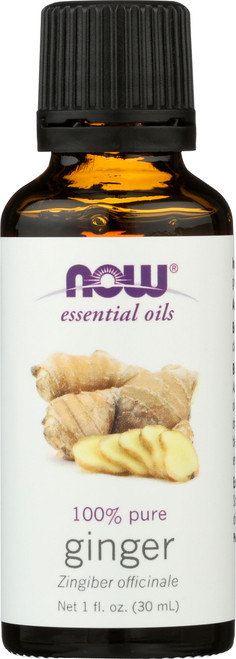 Ginger Oil - 1 oz.