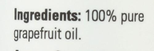 Grapefruit Oil - 1 oz.