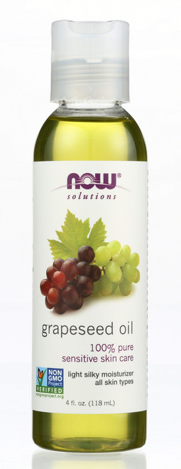 Grapeseed Oil - 4 oz.