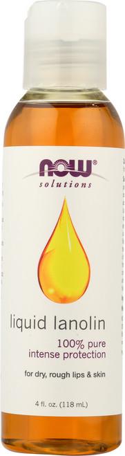 Liquid Lanolin Pure - 4 oz