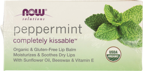 Peppermint Completely Kissable™ Lip Balm - .15 oz.