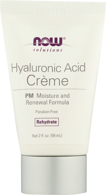 Hyaluronic Acid Creme - 2 oz.