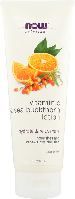 Vitamin C and Sea Buckthorn Lotion - 8 fl. oz.