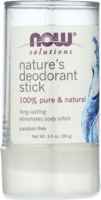Nature's Deodorant Stick (Stone) - 3.5 oz.