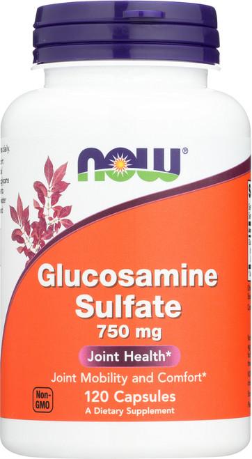 Glucosamine Sulfate 750 mg - 120 Capsules