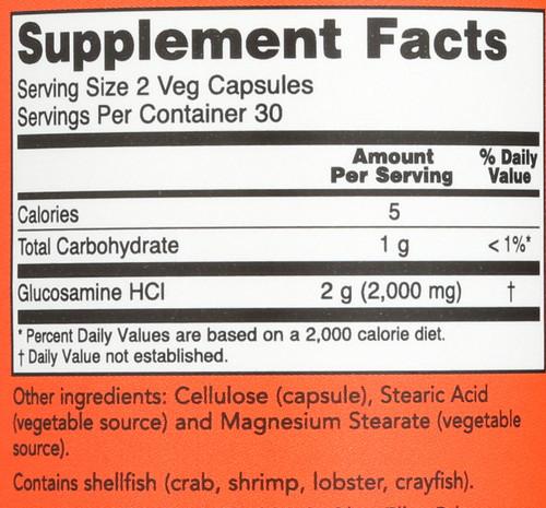 Glucosamine '1000' - 60 Capsules
