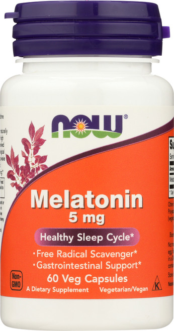 Melatonin 5 mg - 60 Vcaps®