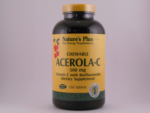 Acerola-C 500mg Chewables 150 150