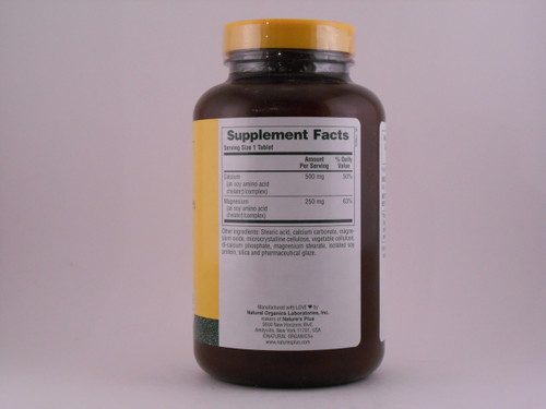 Cal/mag 500-250 180 Tablets
