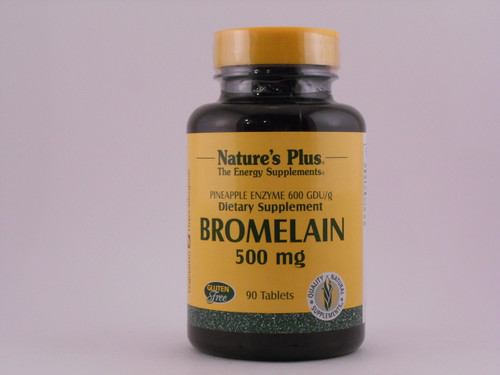 Bromelain 500mg 90 Tablets