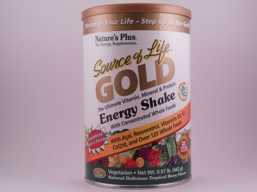 Source of Life Gold Energy Shake .97 LB 0.97