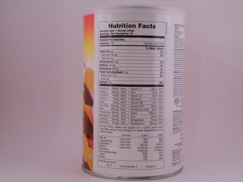Fruitein (Fruit-tein) Strawberry Lemonade 1 LB 1