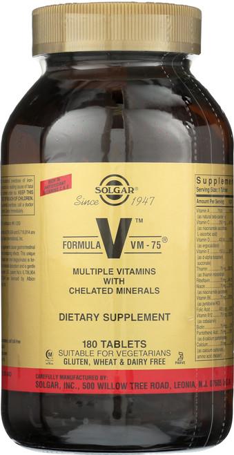 Formula VM-75 180 Tablets