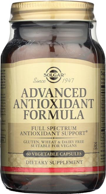 Advanced Antioxidant Formula 60 Vegetable Capsules