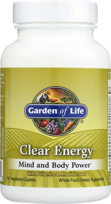 Clear Energy 60 Caplets