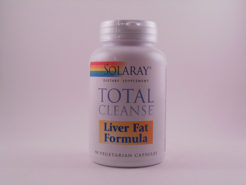 Total Cleanse Liver Fat Formula 90 Vegetarian Capsules