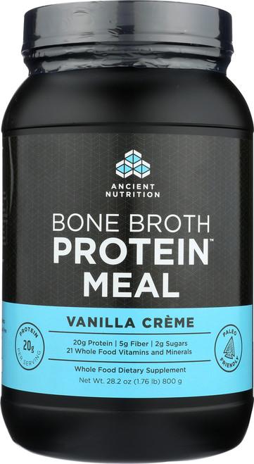 BONE BROTH PROTEIN MEAL - VANILLA CRÈME