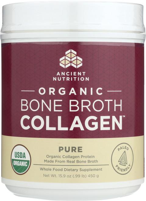 ORGANIC BONE BROTH COLLAGEN - PURE