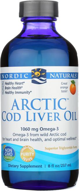 Nordic Naturals ARCTIC™ COD LIVER OIL