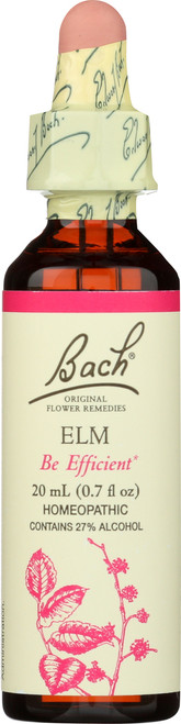 Original Flower Remedy Elm