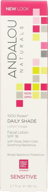 1000 Roses® Daily Shade Facial Lotion Spf 18