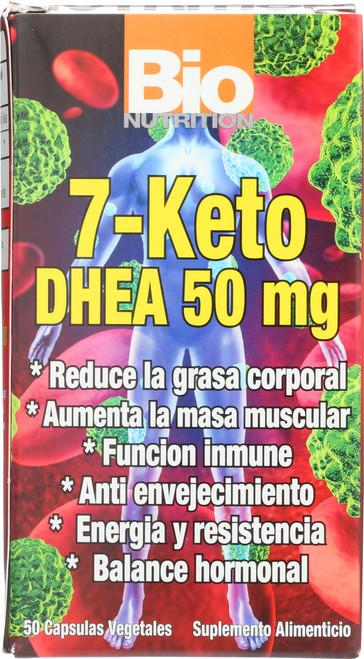7-Keto Dhea 50Mg