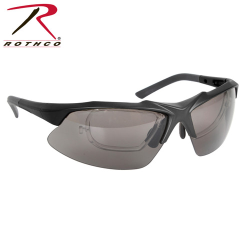 db36756a438 Rothco Tactical Sunglasses With Wind Guard - Hero Outdoors