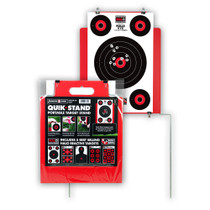 Quik-Stand Target Stand & 5 HALO Reactive Splatter Shooting Targets by Thompson