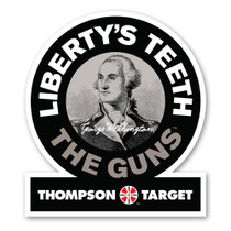 George Washington 2nd Amendment Gun Rights Poster by Thompson Target