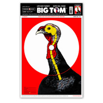 "Life Size Turkey 12.5""x19"" Paper Hunting Targets by Thompson"