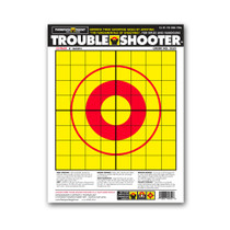 "Trouble Shooter Pistol Handgun Diagnostic 9""x12"" Paper Targets by Thompson"