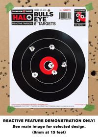HALO Reactive Shooting Target Demonstration