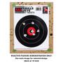 HALO Reactive Splatter Shooting Target Demonstration