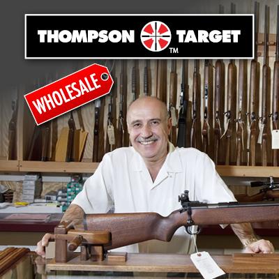 Thompson Target Wholesale Gun Shop Owner