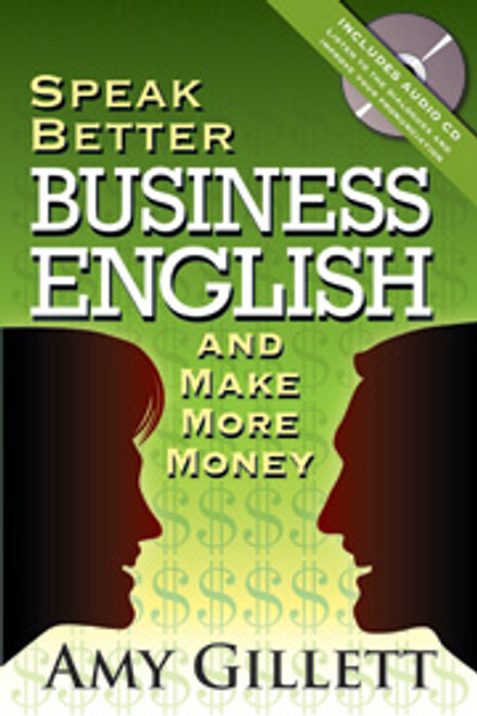 Business English - here's a great way to improve your Business English - it's our latest Business English book and it will have you speaking better English at work!