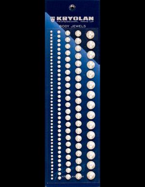 Body Jewels Pearls