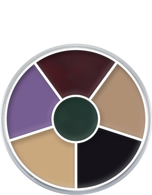 Cream Color Circle