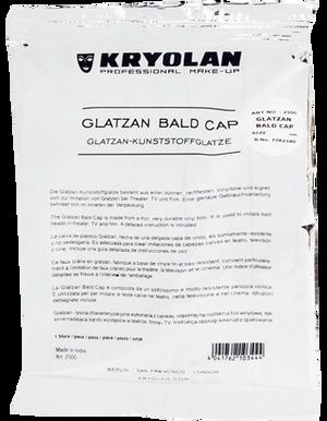Glatzan Bald Cap Uncolored Small