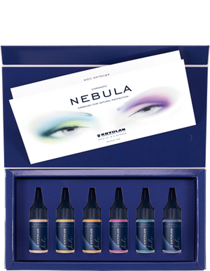 Nebula Chromatic Set 6 Colors
