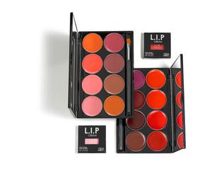 LIP Color Cream Palette