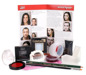 Modern Vampire - Premium Character Makeup Kit