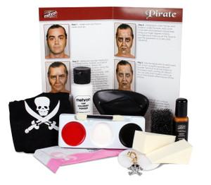 Pirate - Premium Character Makeup Kit