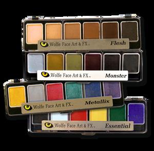 Hydrocolor Palettes - 6 Color