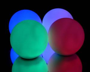 3.25″ Rainbow Orb