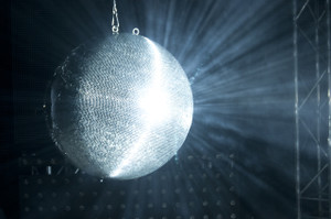 M4040 1 Meter Heavy Duty Mirror Ball