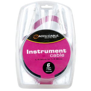 """MONO 1/4"""" TO 1/4"""" - Instrument Cable"""