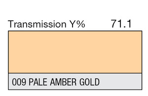 009 Pale Amber Gold High Temp