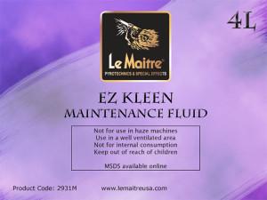EZ Kleen Maintenance Fluid