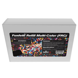 Funfetti Shot Refill - Color
