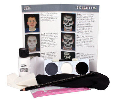 Skeleton - Character Makeup Kit